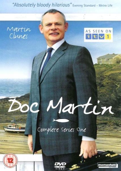 Sleduj online Komedie, Drama, Romantický, Zdravotnictví Doktor Martin na ČT1!