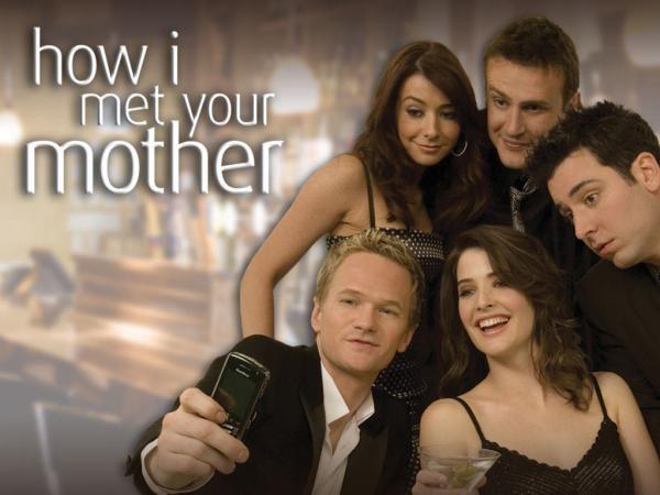 Ako som stretol vašu matku Ted online dating