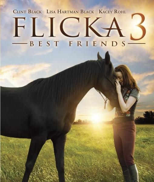 Sleduj online rodinnďż˝ Flicka 3: Najlepsi przyjaciele na !