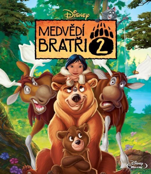 Sleduj online Animovaný, Dobrodružný, Komedie Medvědí bratři 2 na !
