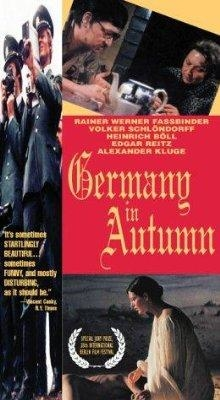Sleduj online Dokument, Drama Německo na podzim na !