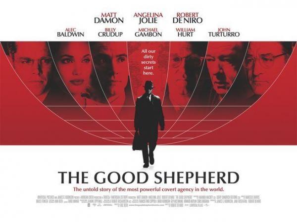 Sleduj online drama, thriller Kauza CIA na !