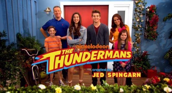 Sleduj online Akční, Komedie, Rodinný, Science Fiction Super Thundermanovi na Nickelodeon!