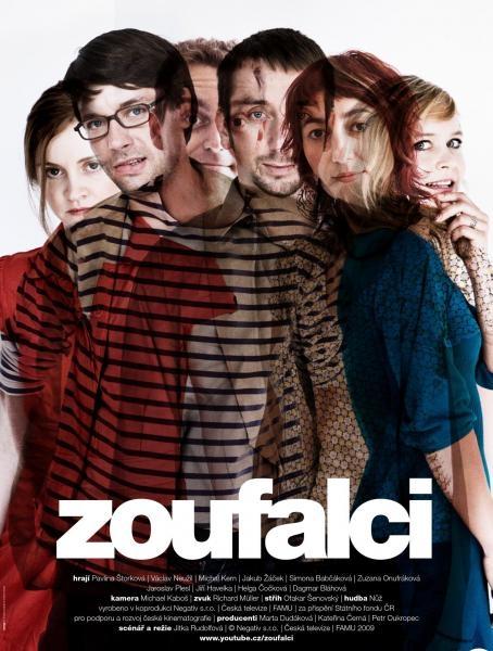Sleduj online drama, komedie Zoufalci na !