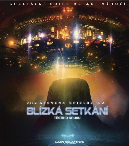 Sleduj online Dobrodružný, Drama, Science Fiction Blízká setkání třetího druhu na !