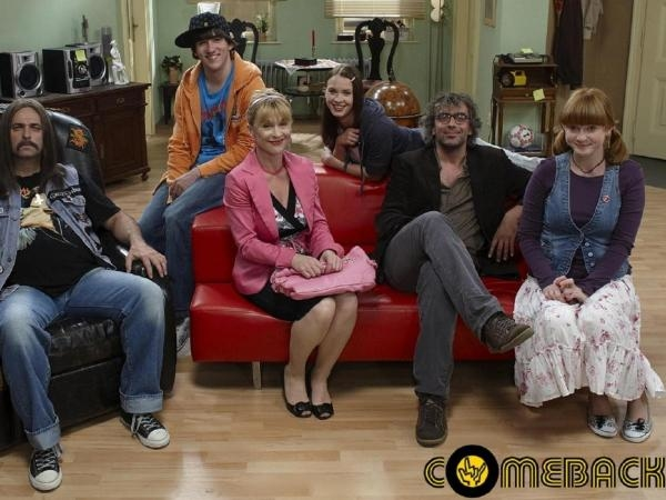 Sleduj online komedie, sitcom Comeback na !