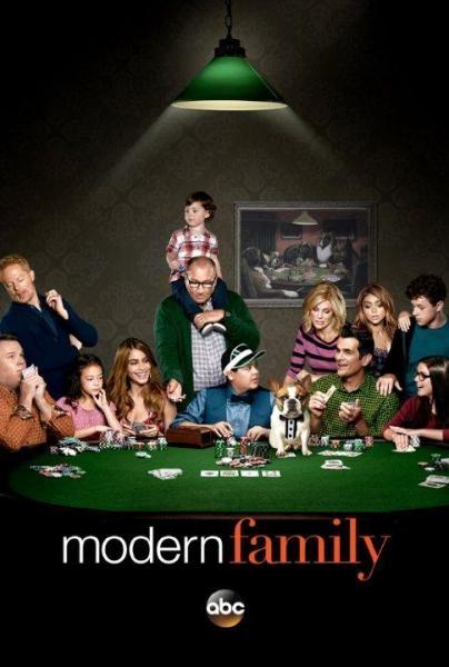 Taková moderní rodinka  VI (19)