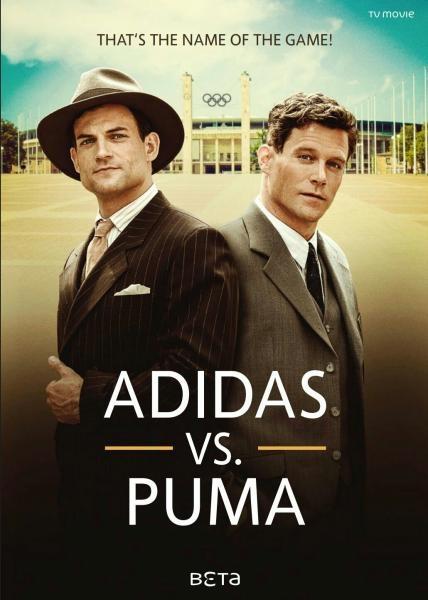 Sleduj online Životopisný, Drama, Válečný Adidas a Puma - duel bratrů na !