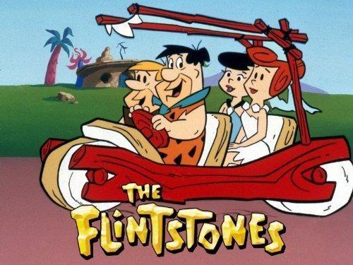 Sleduj online Animovaný, Komedie, Rodinný Flintstonowie na TV4!