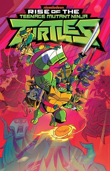 Sleduj online Animovaný, Akční, Dobrodružný, Komedie, Rodinný, Fantasy, Science Fiction Vzestup Želv ninja na Nickelodeon!