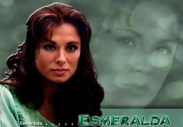 Sleduj online Drama, Romantický, Telenovela Esmeralda na RELAX!