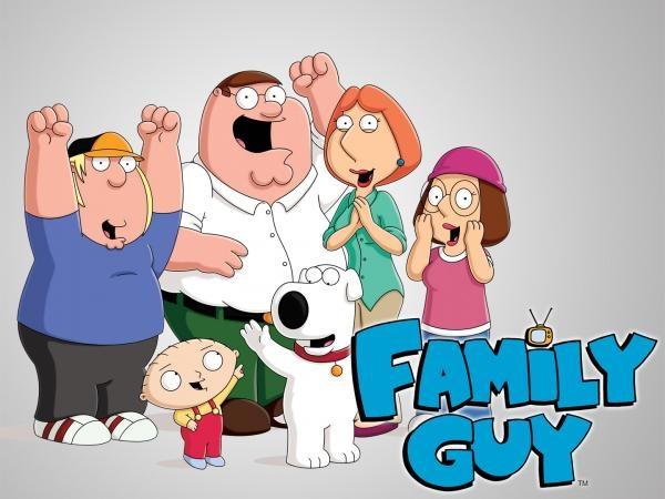 Sleduj online Animovaný, Komedie, Sitcom Griffinovi na Prima Comedy Central!