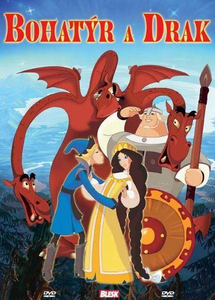 Sleduj online Animovaný, Dobrodružný, Komedie Silák a drak na !