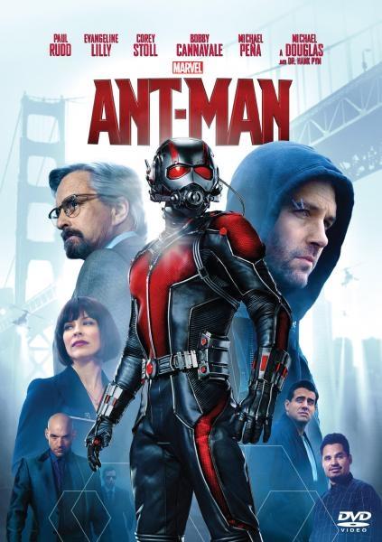 Sleduj online akční, dobrodružný, komedie, sci-fi, thriller Ant-Man na !