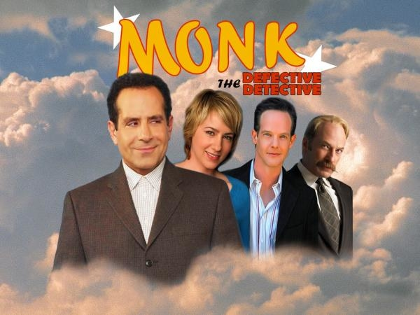 Sleduj online Komedie, Drama, Mysteriózní, Krimi, Thriller Monk na Doma!