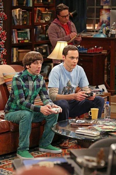 The Big Bang Theory  VI (18)