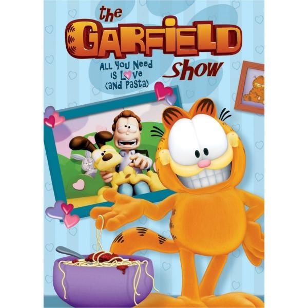 Sleduj online Animovaný, Komedie, Rodinný The Garfield Show™ na Kika!