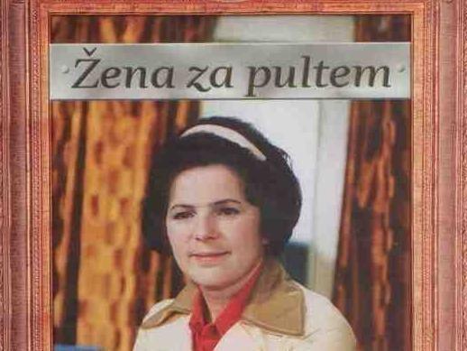 Seriál Žena za pultem