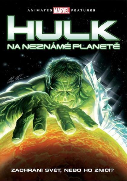 Sleduj online Akční, Animovaný, Science Fiction Hulk na neznámé planetě na !