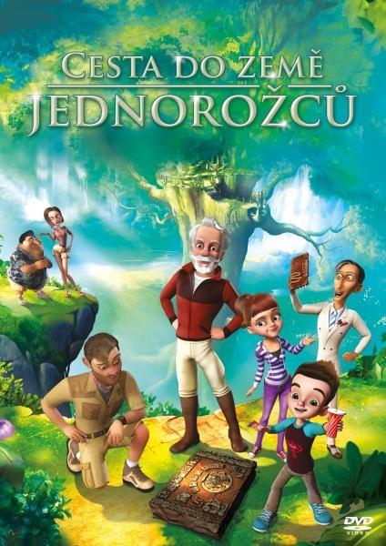 Sleduj online Animovaný, Dětem, Rodinný Cesta do země jednorožců na !