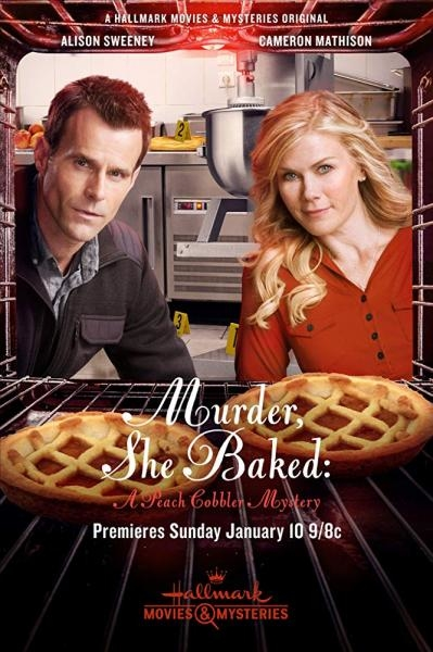 To je vražda, napekla: Záhada broskvového koláče
