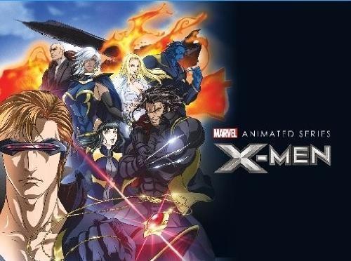 Sleduj online Akční, Animovaný, Science Fiction X-Men na Prima!