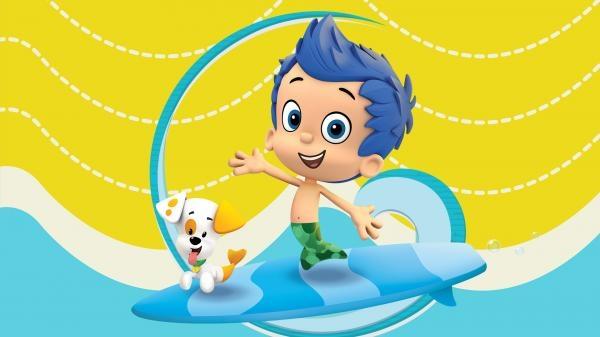 Sleduj online Animovaný Bubbi Guppik na M2!
