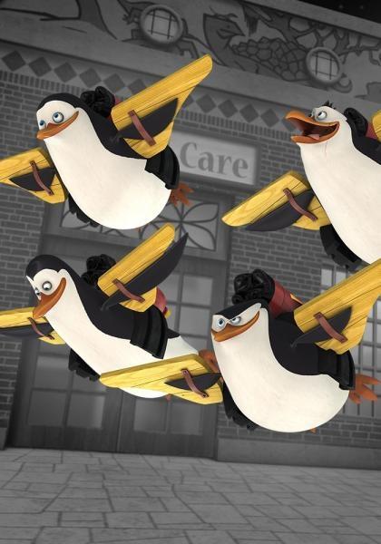 Sleduj online Animovaný, Akční, Dobrodružný, Komedie, Rodinný Tučňáci z Madagaskaru na Prima Comedy Central, Nova Gold, Nova 2!
