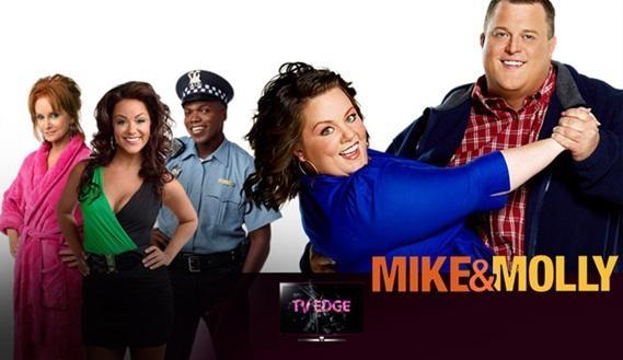 Sleduj online Komedie, Sitcom Mike & Molly na PRO7!