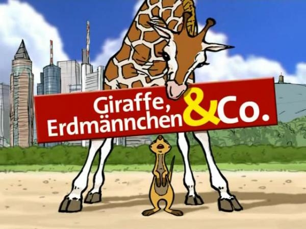 Sleduj online dokument, reality tv Giraffe, Erdmännchen & Co. na !