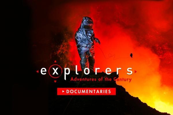 Sleduj online Dobrodružný, Science Fiction, Rodinný, Mysteriózní Explorers: Documentaries na !