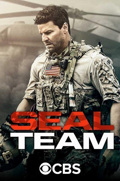 Sleduj online Akční, Drama, Válečný, Thriller SEAL Team - komando Foki na TVP1!