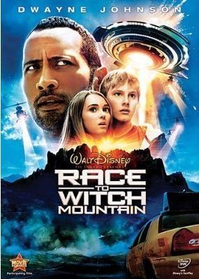 Útěk na Horu čarodějnic
