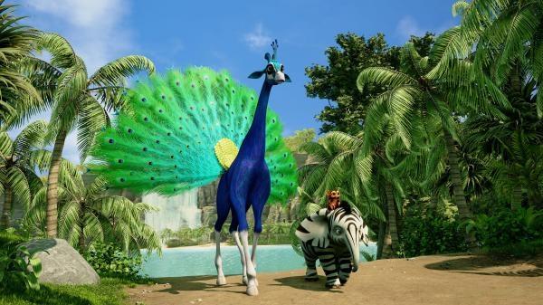 Sleduj online Animovaný Ať žije Zafari! na !