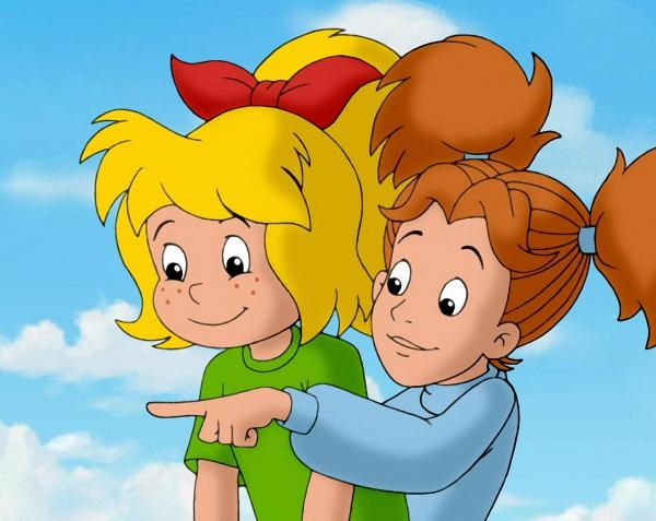 Sleduj online Animovaný Bibi Blocksberg na ZDF, Kika!
