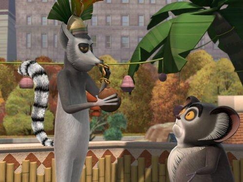 Tučňáci z Madagaskaru  I (5)