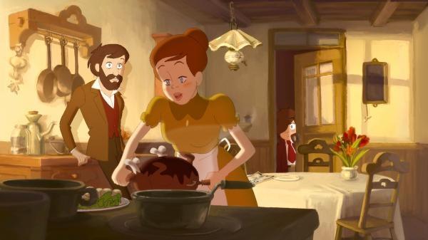 Sleduj online Animovaný Malý Houdini na !