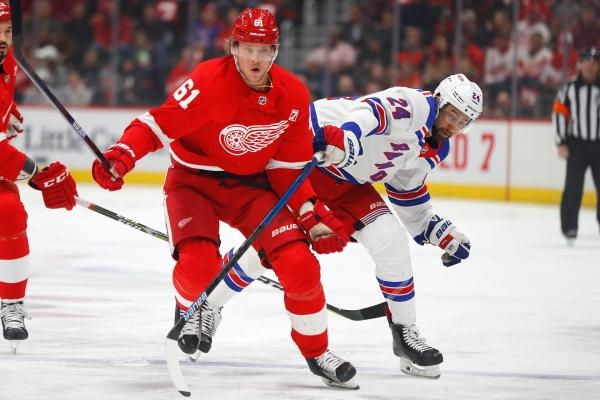New York Rangers - Detroit Red Wings 7.11.2019