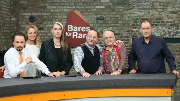 Sleduj online Různé Bares für Rares na ZDF!