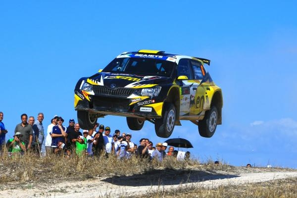 Sleduj online Motorové sporty Motorismus: Rally Kypr na !