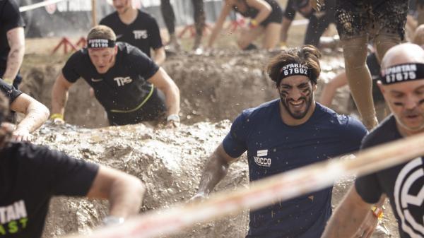 Sleduj online extrémní sporty Barcelona Spartan Race na !