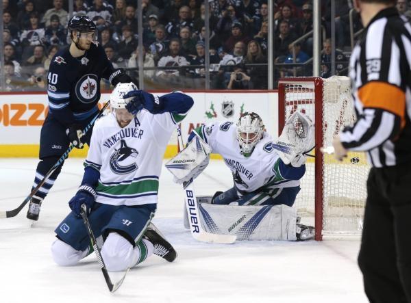 Sleduj online Lední hokej Winnipeg Jets - Vancouver Canucks na Nova Sport 1!