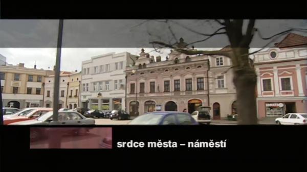 Srdce města - náměstí