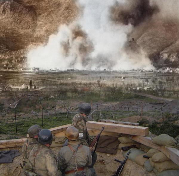 Dokument Cassino 1943: Devět měsíců v pekle