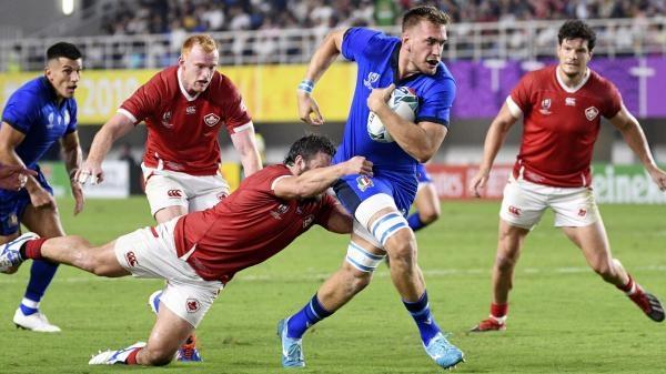 Sleduj online rugby Ragby: Jihoafrická republika - Kanada na ČT4 Sport!