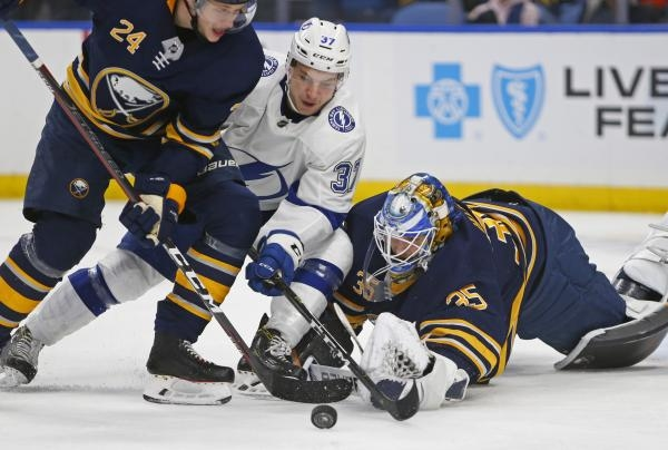 Buffalo Sabres - Tampa Bay Lightning 9.11.2019