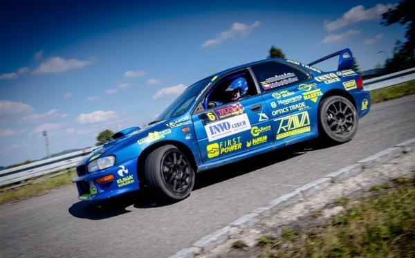Sleduj online Motorové sporty TRAIVA Rally Cup 2019 na Sport 5!