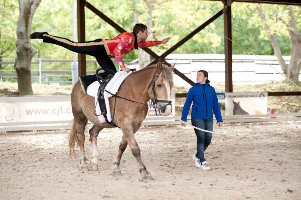 Sleduj online jezdectví Jezdectví: M ČR v paravoltiži Hostěnice na ČT4 Sport!