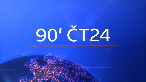 Sleduj online Magazín 90' ČT24 na ČT24!