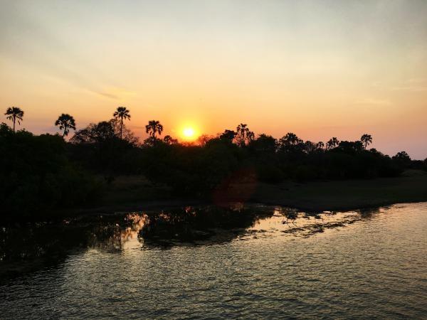 Oglądaj online reality tv Po řece Zambezi w